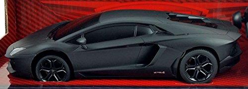 Luxe Radio Control Black Lamborghini Reventon, Gunmetal Grey