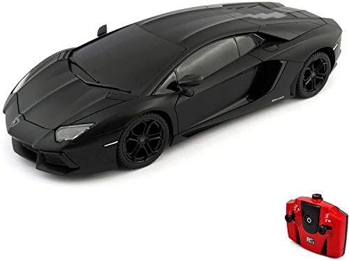 Lamborghini Aventador LP700-4 - RC ferngesteuertes Modell-Fahrzeug im Original-Design lizenziert, Modell-Maßstab 1:24, Ready-to-Drive, Auto inkl. Fernsteuerung