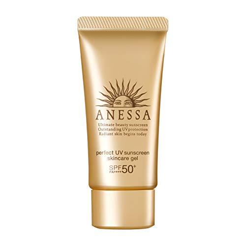 ANESSA(アネッサ)パーフェクトUVスキンケアジェルaミニ日焼け止めシトラスソープの香り32g