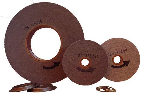 AAAbrasives 6x1 2x1 8SF S C Piece 2021new shipping free shipping 4 Deburring Wheel Package Mail order
