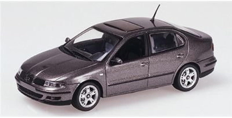 la mejor oferta de tienda online Minichamps 430058401 - Saet Toledo 1999 Color Color Color gris acero  Web oficial