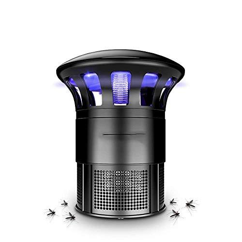GGCL Asesino de Mosquitos fotocatalizador imprescindible para el Verano Repelente de Insectos casero Asesino de Mosquitos fotocatalítico LED Asesino de Mosquitos Ultravioleta