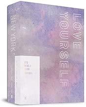 BTS World Tour 'Love Yourself' New York Incl. 128pg Photobook, 1 xPostcard + 1 Photocard