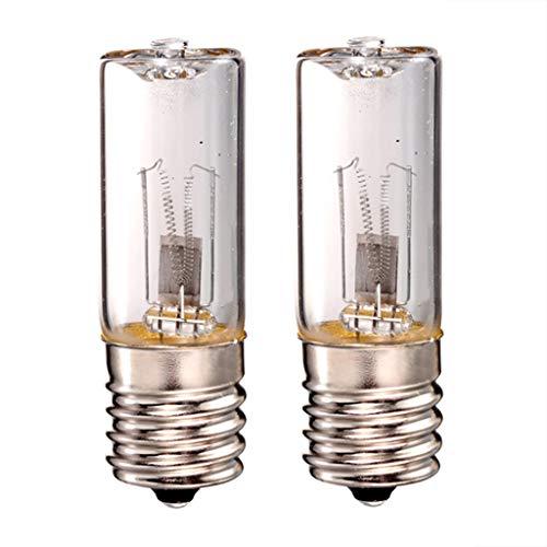 E17 3w Uv-Lampen Desinfektionslampe Sterilisationslampe Entkeimungslichtlampe FüR Ultraviolettes Licht TöTet 99,9% Der Bakterien Schimmel Keim Viren FüR Waschmaschine Schuhe