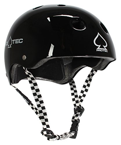 PRO-TEC(プロテック) CLASSIC CERTIFIED (クラシックサーティファイド) ヘルメット BMX&SKATE (M,チェッカー)
