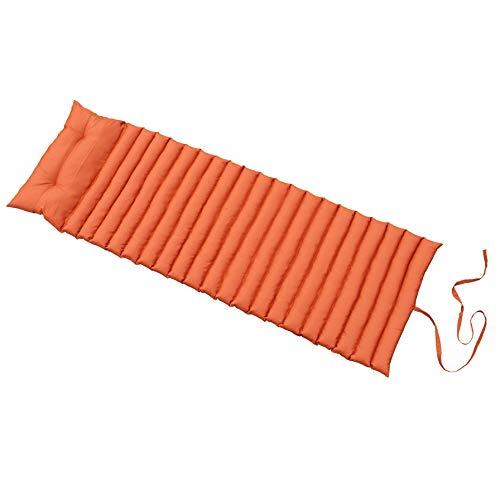 RED DECO - Colchón SORMIOU ladrillo cojín para baño de Sol