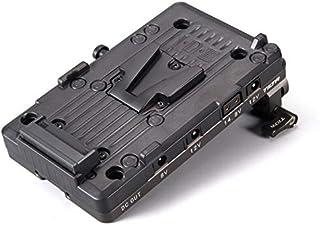 CRISTY-Photo Studio Accessories - Tilta TA-BTP2-V-G BMPCC V-Mount Battery Plate Power Supply System 15mm LWS Rod Adapter F...