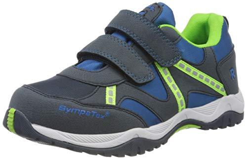 Richter Kinderschuhe Jungen Future1 Sneaker, Blau (Altant/Lagoon/N.Gree 7202), 30 EU