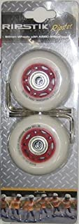 Ripster Replacement 68mm Wheel Set - Red - for Mini RipStik