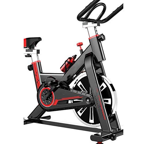 Bicicleta EstáTica, Hogar Bicicleta De Pedal Interior Ultra Silenciosa Bicicleta De Fitness Bicicleta DináMica Equipo De Fitness, para Fitness En Interiores