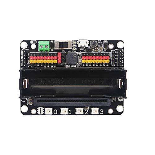 Runtodo : Placa de ExpansióN de Bits Robotbit V2.0 Admite ProgramacióN Fuera de LíNea de Makecode : Placa de ExtensióN de Bits Robotbit