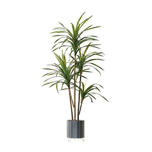 FABAX Nordic Drachenblut-Baum Künstlicher Baum New Große Grün Pflanze Bonsai-Fälschungs-Bäume Künstliche Pflanze Home Decoration (Color : A)