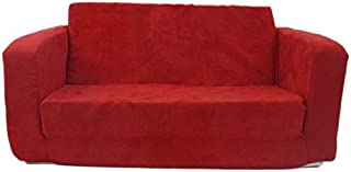 Stupendous Amazon Com Red Sofas Couches Living Room Furniture Short Links Chair Design For Home Short Linksinfo
