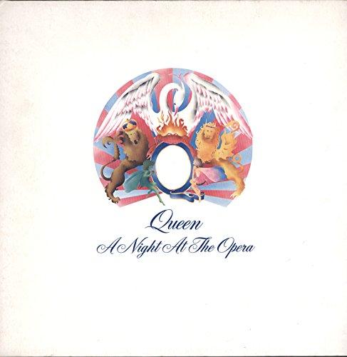 Queen - A Night At The Opera - EMI - 1C 072-97176