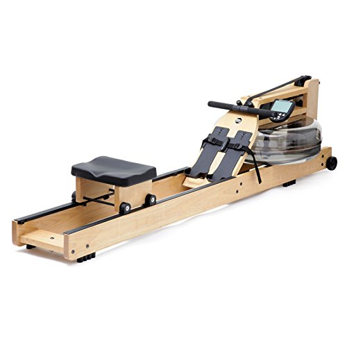 Waterrower Rudergerät, Buche, mit S4 Monitor