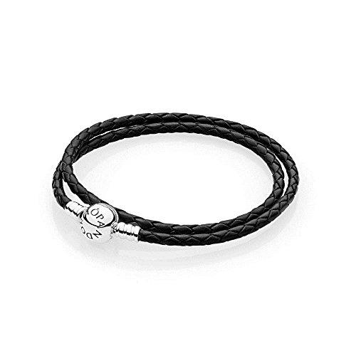Pandora Women Silver Wrap Bracelet - 590745CBK-D3