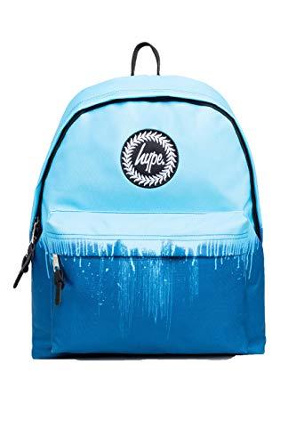 Hype Blue Splatter Drips Backpack