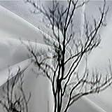 MJDPDM Tagesdecke Mikrofaser 135x 200cm Flugzeug Bäume schwarz & weiß Bettbezug Set Bettwäsche Set 1 Teilig Bettbezüge Mikrofaser Bettbezug mit Reißverschluss & 2 Kissenbezug