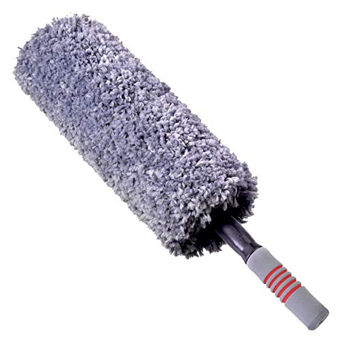 Haushalt Flexible Static Staub-Reiniger Duster Multifunktions Home Office Möbel Auto-Reinigungs-Werkzeug (Color : A)