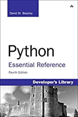 Python Essential Reference (4th Edition) by David Beazley(2009-07-19) Unknown Binding
