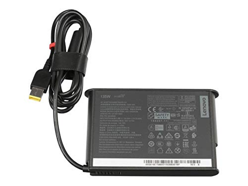 Lenovo ThinkPad E555 (20DH) Original Netzteil 135 Watt Flache Bauform
