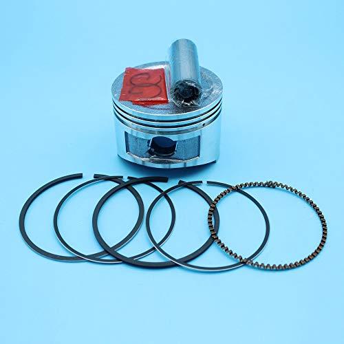 Haoyueda. 68mm Kolben Pin Ringe Clip Kit Kompatibel mit Honda GX160 GX 160 5.5HP Motormotorgenerator Wasserpumpe PK14 168F Ersatzteile
