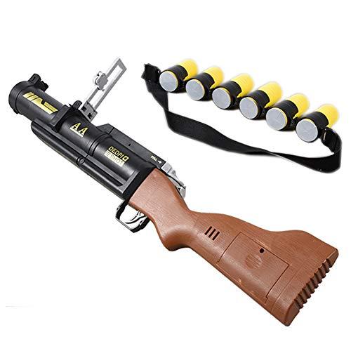 AFF M79 Wasser Bullets Gewehr-Spielzeug Blaster Spielzeug für Jungen Kunststoff Sniper Soft-Paintball CS Spiele im Freien für Kinder Waffe Spielzeug Mörtel werfen Cartridge