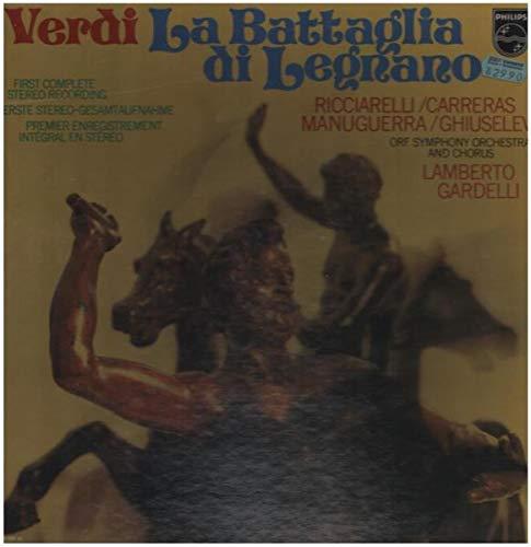 La Battaglia Di Legnano [2xVinyl]
