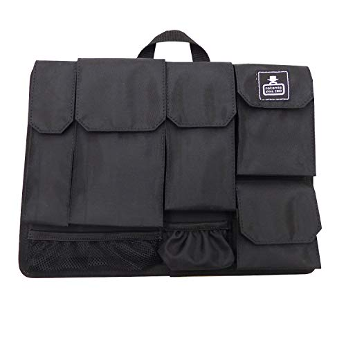 [カバンノナカミ] カバンの中身A4Ver.6.0 バッグインバッグ 【カバンの中身】多機能インナーバッグ ブラック