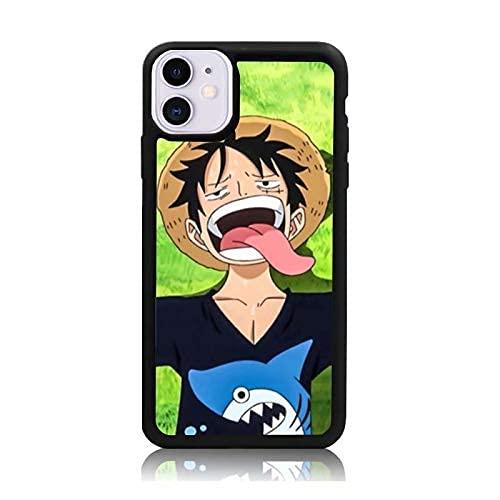 Carcasa de teléfono Personalizada Compatible con Tired Samsung Long iPhone Tongue Xiaomi Luffy Redmi Note 10 Pro Note 9 8 9A Poco M3 Pro Poco X3 Pro Funda TPU Delgado Protector