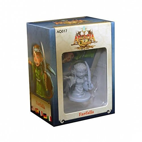 Farfalla Arcadia Quest Expansion Cool Mini Or Not by Cool Mini or Not