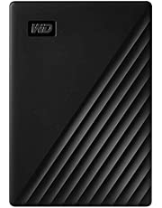 WD 1TB My Passport Taşınabilir Harici Hard Disk, Siyah, BYVG0010BBK, WESN