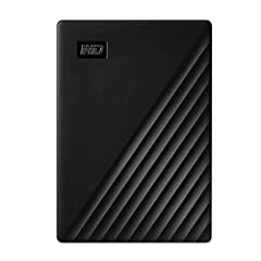 Automatic backup - Easy to use Password protection + 256-bit AES hardware encryption Western Digital Discovery software for Western Digital backup, password protection and drive management Superspeed USB port; USB 2.0 compatible 3-Year manufacturer's...