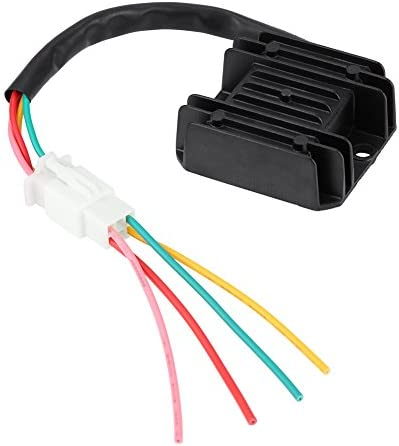 4 Wires Voltage Regulator rectifier Electrical Voltage Regulator for Motorcycle And Boat Motors product image