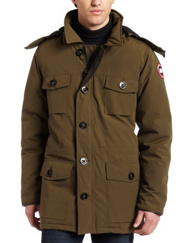 Canada Goose Banff Parka (Military Green, X-Large) by Canada Goose