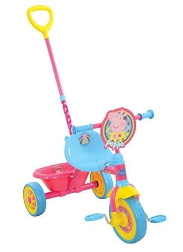 Peppa Pig M14728 - Triciclo, Color Rosa