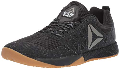 Reebok Women's CROSSFIT Nano 6.0 Cross Trainer, Black/Gum, 6 M US