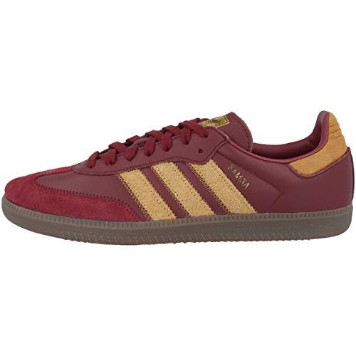 Adidas Samba OG FT Burgundy Sand 46