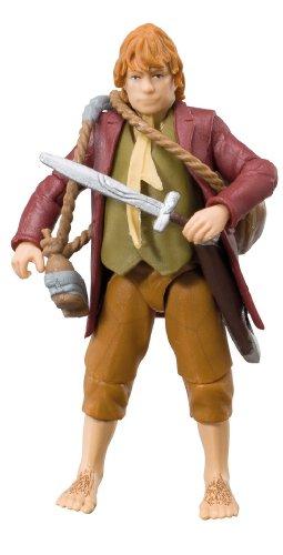 The Hobbit - BD16001 - Figurine Bilbo x 2 - 9 cm