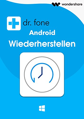 Dr.Fone Android Win Vollversion (Product Keycard ohne Datenträger)