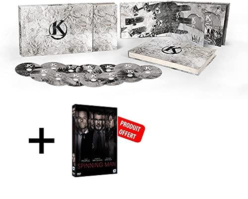 Coffret 13 Blu Ray - Kaamelott : L'intégrale des Six livres + 1 DVD Offert