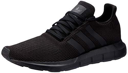 adidas Herren Swift Run Fitnessschuhe, Schwarz Black Aq0863, 43 1/3 EU
