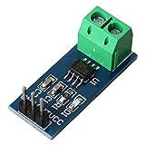 HALJIA, ACS712T 20A, modulo sensore di corrente Compatibile con Arduino, ACS712