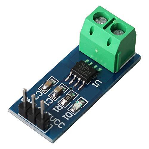 HALJIA 20 A Range Stromsensor Modul ACS712 Modul ACS712T Kompatibel mit Arduino