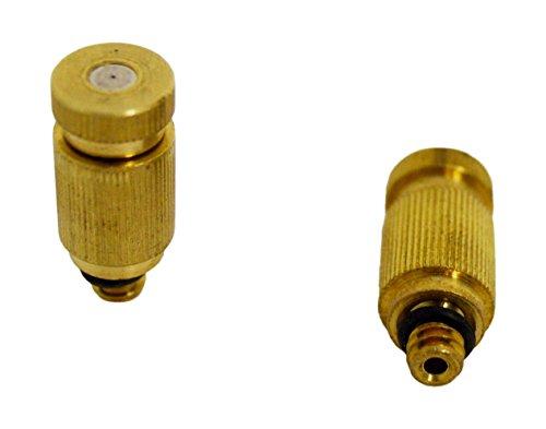 S&M 580529 - Tobera Nebulización Anti-Goteo, 2 Unidades