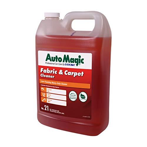 Auto Magic - Fabric & Carpet Cleaner - 128 Fl Oz