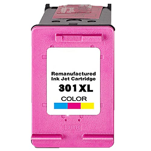 Reemplazo Compatible del Cartucho de tóner para HP 301 para HP DeskJet 1000 1050 2000 2050 Impresora, Gobierno de fábrica bajo Consumo de Alta resolución Impresa cla Color