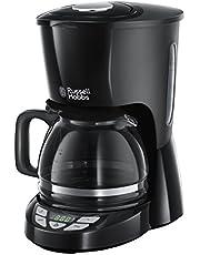Russell Hobbs 22620-56 Texture Plus Macchina del Caffè, Nero