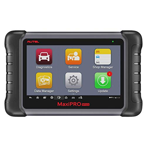 Review Autel MaxiPRO MP808 OBD2 Diagnostic Scanner More Advanced Scan Tool with Bi-Directional Contr...