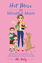 hot mess to mindful mom book